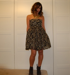 Alice + Olivia party dress