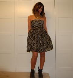 Alice + Olivia party dress